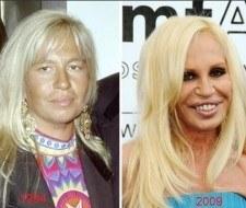Operaciones Donatella Versace