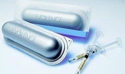Evolence: relleno para arrugas y aumento de labios