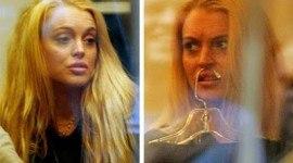 Lindsay Lohan niega haberse aumentado los labios