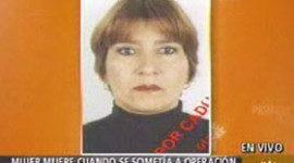 Fallece una mujer peruana al someterse a una liposucción